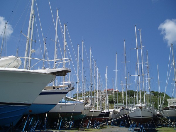 Budget Marina at Prickly Bay