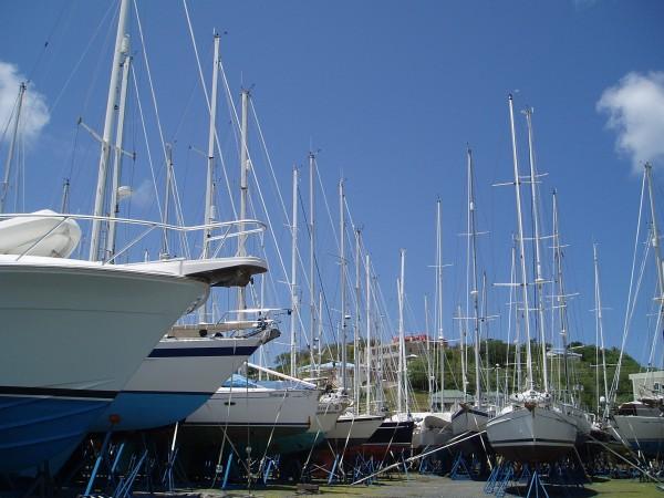 Budget Marina at Prickly Bay