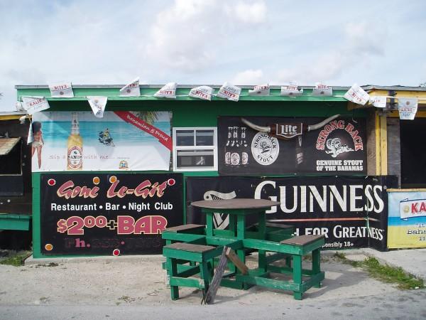 Freeport in Grand Bahamas