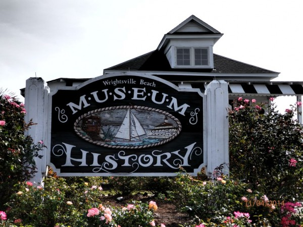 Museum of History in Wrightsville Beach, North Carolina