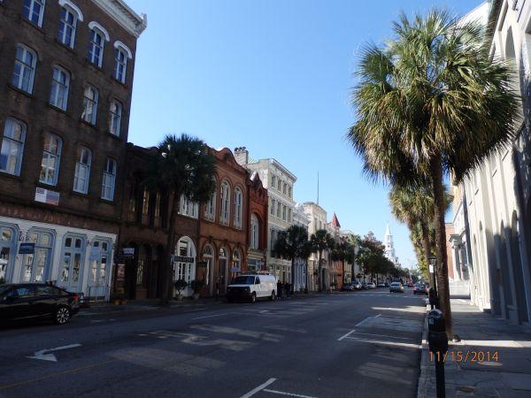 Great Walking Tour - Old Town in Charleston, South Carolina
