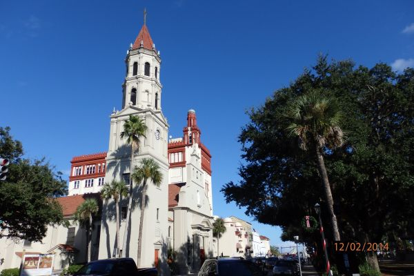 The Cathedral Basilica of Saint Augustine: America's First Parish