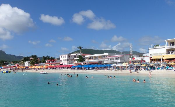 Car Rental Near Cruise Port St Maarten