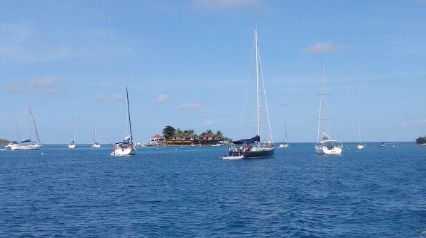 Saba Rock Resort, Virgin Gorda Island