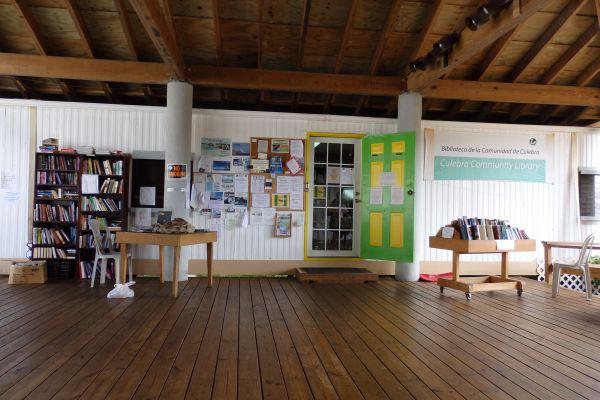 Culebra Community Library WiFi Zone