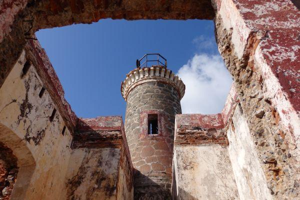 Old Lighthouse on Culebrita