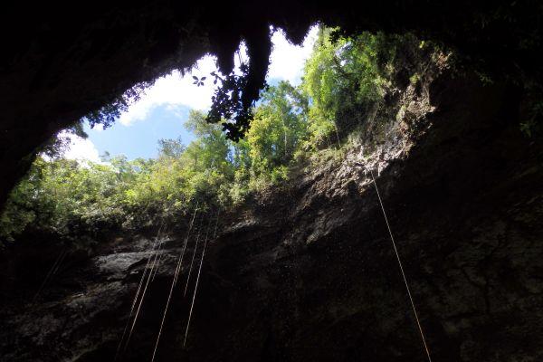 Camuy Cave Near Arecibo