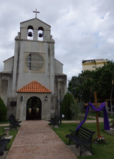 A Church in Ponce