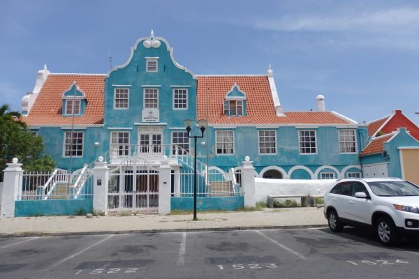 Curacao Police Department Building