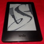 Amazon 'Kindle' e-Reader