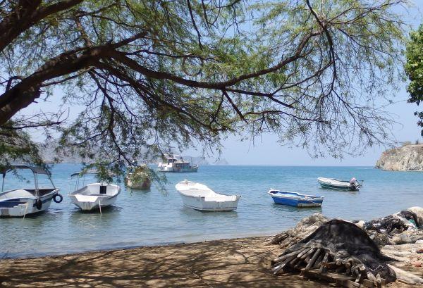 View from Taganga Beach