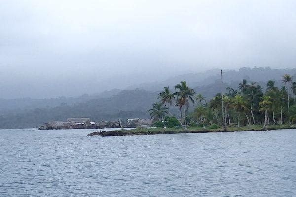 Anachucuna Guna Village, San Blas/Panama