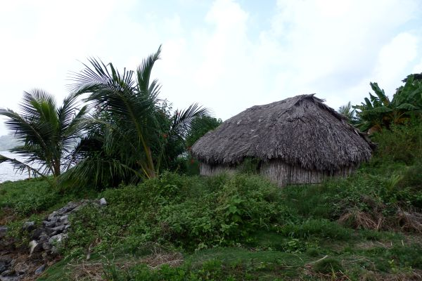 Fishermen's Hut in Puerto Escoses