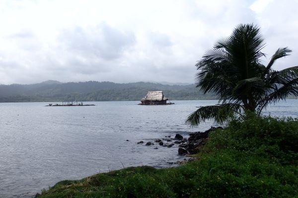 Puerto Escoses in San Blas/Panama