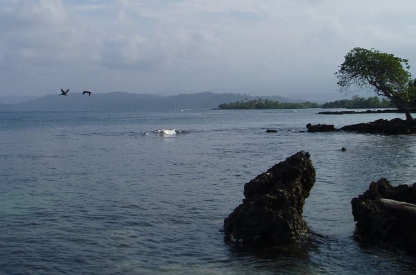 View from Suledup Beach
