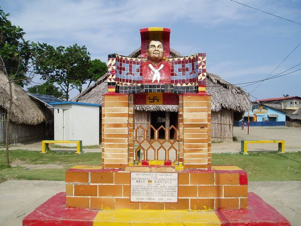 Ustupu is the birthplace of the great Nele Kantule, the Guna's most important spiritualist.