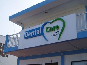 Dentist Office in Providencia Island, Colombia
