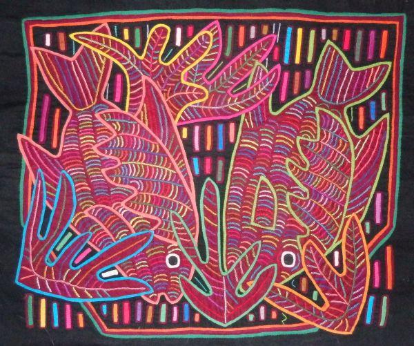 Fish Mola Design