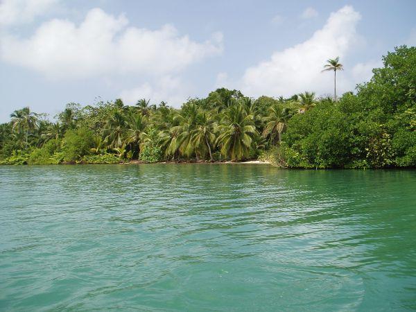 Mono Island, San Blas/Panama