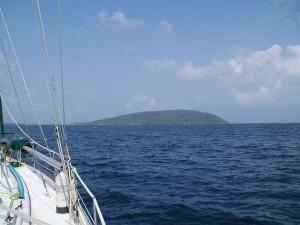 Pinos Island: Whale Shape