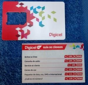 Digicel Service Numbers