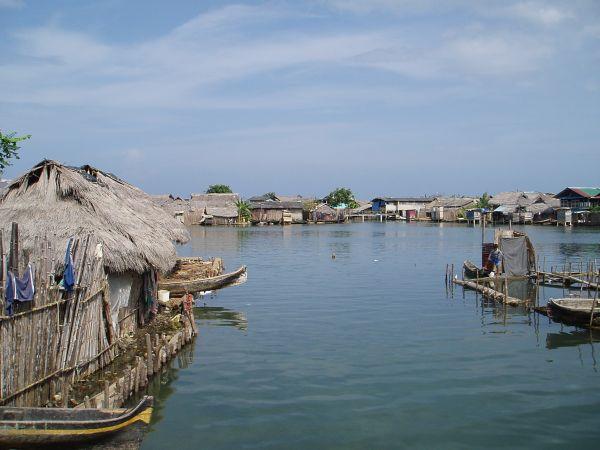 Ustupu Village, San Blas/Panama