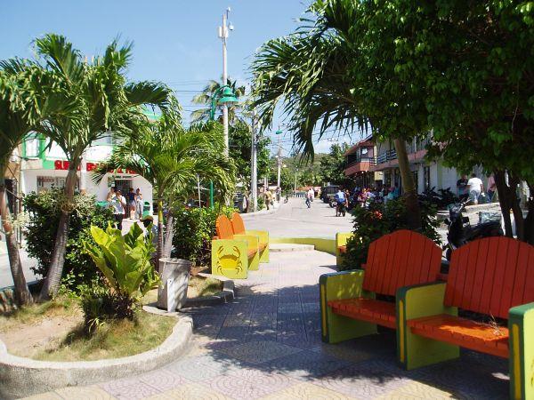 Main Center in Providencia, Colombia