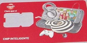 Claro SIM Card in Guatemala