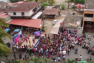 2016 Easter Event in Rio Dulce/Fronteras, Guatemala