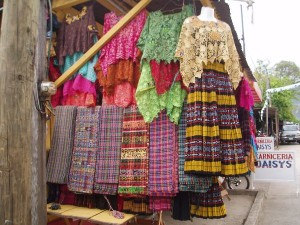 Guatemala Traditional Women's Traditional Costumes