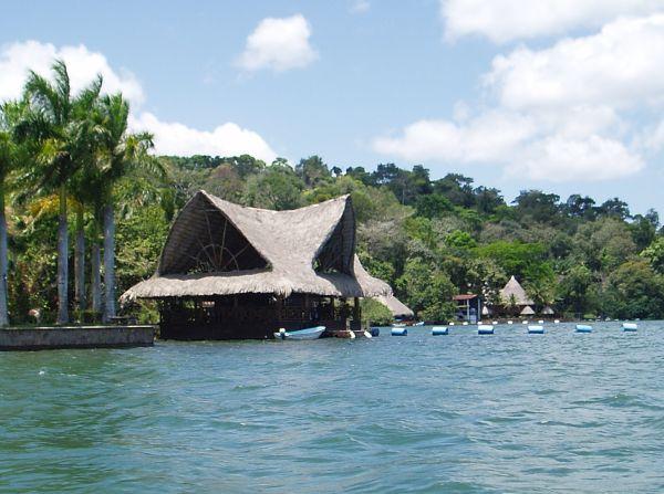 Private Home by Rio Dulce River, Guatemala