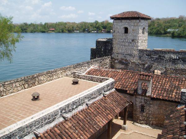 San Felipe Castle, Rio Dulce, Guatemala