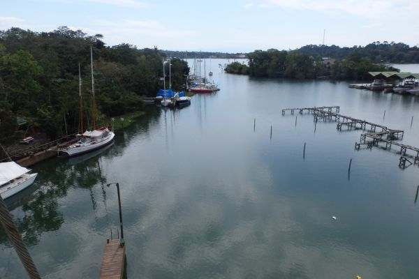 Quiet, No Wake, and Tranquil View from Calypso Marina