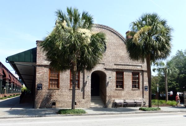 Charleston Visitor Center, SC, USA