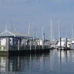 Fuel Station, Atlantic Highlands City Marina, New Jersey