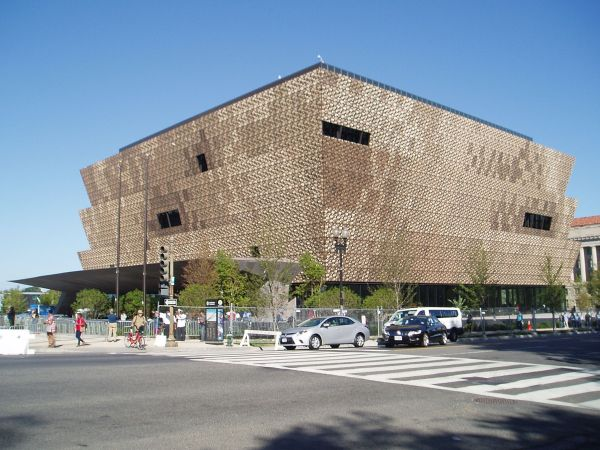 New African American Museum, Washington DC, USA