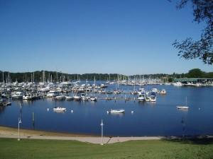 Georgetown Yacht Basin, Maryland, USA