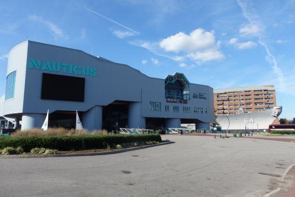 Nauticus Museum, Norfolk, Virginia, USA
